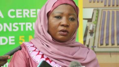 Tchad : « D'ici 12 mois, la population du Salamat pourra dire adieu aux délestages », Ramatou Mahamat Houtouin