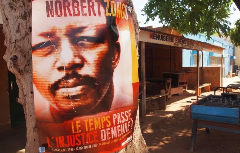Le Burkina Faso commémore le 22e anniversaire de l'assassinat du journaliste Norbert Zongo