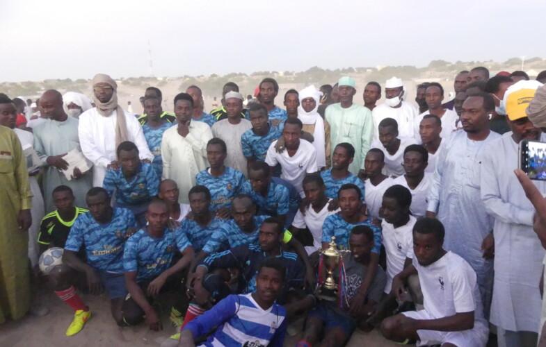 Tchad : l'Adetic et l'Onajes organisent un match amical de football entre des jeunes de Moussoro