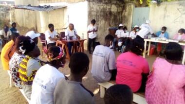 Tchad: l'Astbef antenne de N'Djaména sensibilise les enfants de la rue sur la violence basée sur le genre