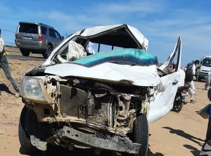 Tchad : Grave accident sur l'axe de Lamadji