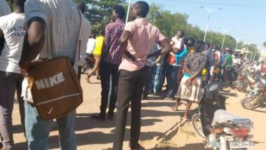 fait divers: un accident fait un mort sur l'avenue Mobutu à N'Djamena