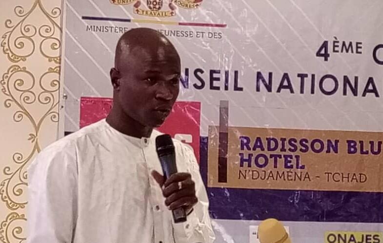 Tchad : « je serai le président de toute la jeunesse tchadienne, pas celui de mes électeurs ni de mon bureau », Abakar Al Amine Dangaya