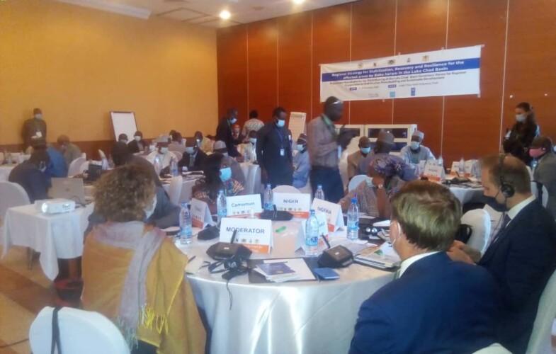 Lac Tchad: la réunion préparatoire du 3ème Forum des Gouverneurs débute ce mardi à N'Djamena