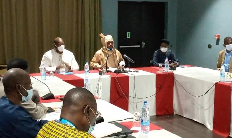 """Afrique : """"la méningite reste un fardeau pour les pays  africains de la ceinture de la méningite"""", Dr Djiddi Ali Sougoudi"""