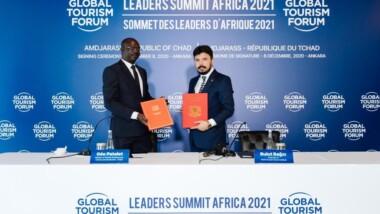 Forum mondial du tourisme: le Tchad et la Turquie signent un mémorandum d'entente relatif à son organisation