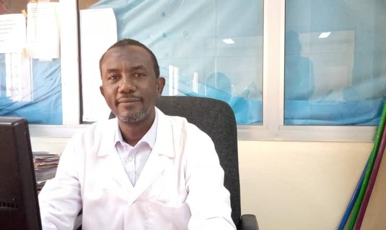 Tchad :« l'insuffisance rénale est un tueur silencieux », Pr. Ibrahim Hamat