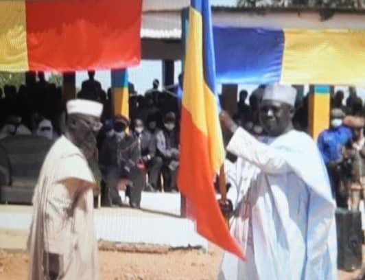 Tchad : le gouverneur du Chari-Baguirmi, Gayang Souaré, prend officiellement fonction