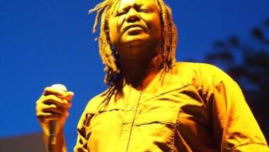 L'artiste tchadien Abdoulaye Nderguet a produit un concert live stream à Paris
