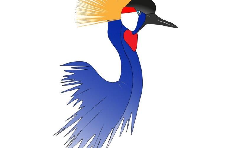 """Logo Télé Tchad :""""L'oiseau sera affiché à l'écran, comme par le passé, dans quelques heures. Les techniciens y travaillent depuis hier. Nous sollicitons l'indulgence de toutes et tous"""", twitte le ministre de la Communication"""