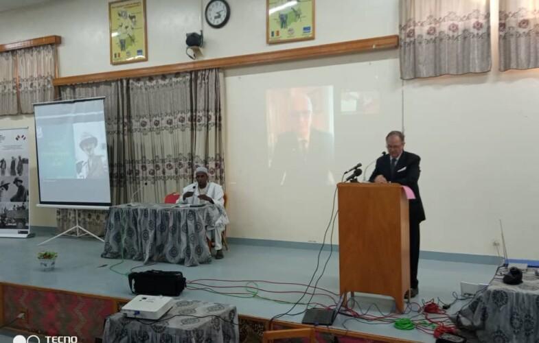 Tchad: Commémoration du 80e anniversaire du ralliement du Tchad à la France libre et de l'épopée africaine du Général Leclerc