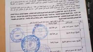 تشاد: ستة قبائل عربية أعضاء في منتدى عرب وداي تعلن إغلاقها لهذا الباب