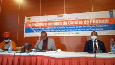Tchad : première rencontre du comité de pilotage du programme Youth Conneckt