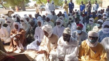 Guéra : tournée de sensibilisation du préfet sur la cohabitation pacifique