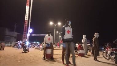 ليلة عيد الميلاد: إنتشار واسع لعناصر الأمن والصليب الأحمر في دوارات العاصمة