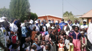 Tchad : JPS/MPS redonne le sourire à SOS village d'enfants