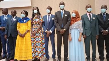 Tchad : le ministre de la jeunesse appelle le nouveau bureau exécutif du CNJT à faire preuve de responsabilité et d'abnégation