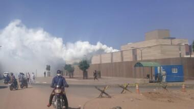 Tchad: fausse alerte d'incendie à l'ambassade des États-Unis