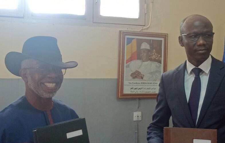Tchad : le ministère de l'Economie et l'ONG Songhaï signent un mémorandum d'entente