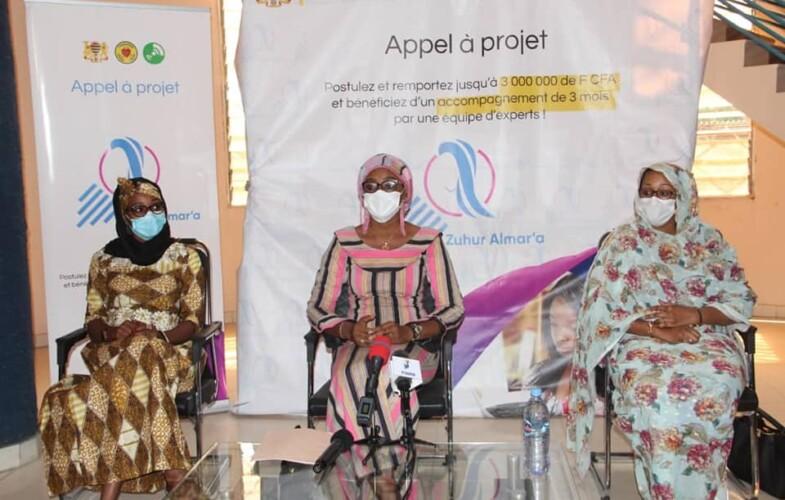Le ministère de la Femme et ses partenaires lancent le programme Zuhur ''Al Mara'a''