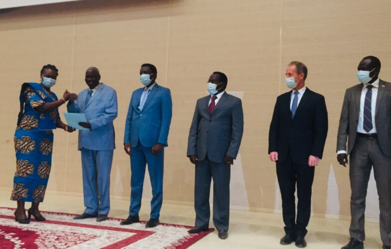 Le Tchad célèbre la douane