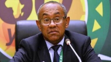 Le président de la CAF, Ahmad Ahmad est de retour