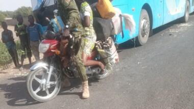 Tchad : leurs motos sont saisies, après avoir enfreint la barrière de Koundoul