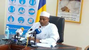 """Coronavirus : """"les habitants de N'Djamena ne sont pas confinés, c'est la ville qui est en isolement"""", Abdoulaye Sabre Fadoul"""