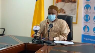 Covid-19 : «Les cas positifs augmentent par effet mécanique», Abdoulaye Sabre Fadoul