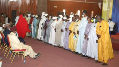 Tchad : La JPS/MPS installe les membres de sa sous-coordination du marché central de N'Djamena