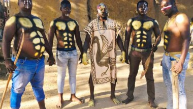 Body painting : Une forme d'expression artistique à la mode