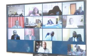 UEAC : la communauté examine le projet de son  budget d'exercice 2021