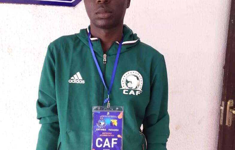 CAN U-20 : l'arbitre tchadien Mahamat Allaou Alhadj sera de la partie