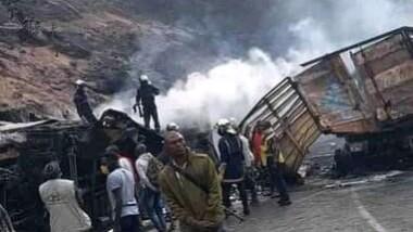 Cameroun: un accident de circulation fait plus de 50 morts