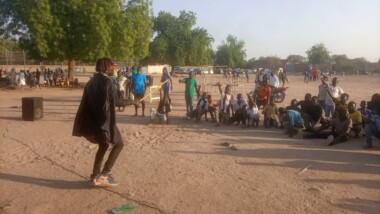 Tchad : les jeunes du centre Dakouna Espoir au rythme de ''la danse du Maréchal''