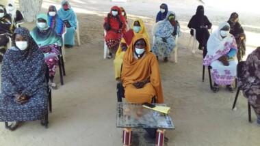 Des associations et groupements des femmes du Batha soutiennent la candidature du maréchal du Tchad