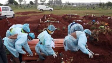 Afrique: la deuxième vague de Covid-19 est très meurtrière