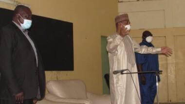 Mongo: le gouverneur de la province du Guéra exhorte au respect des mesures barrières