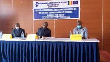 Tchad : Vers le leadership féminin dans les institutions communales du Borkou et Tibesti