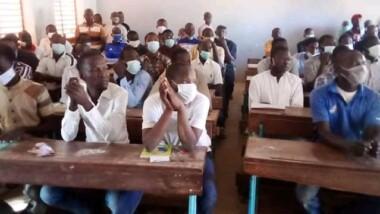 concours de gendarmerie : plus de 300 candidats pour la province du Guéra