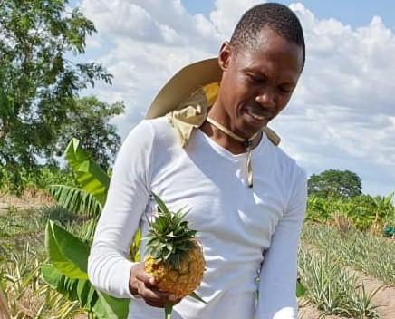 Agriculture: L'agronome Kam-Rigne Laossi promeut de nouvelles cultures au Tchad