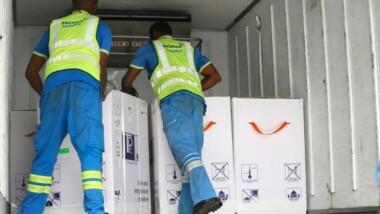 Covid-19 : le Ghana a reçu la première livraison mondiale de vaccins  Covax