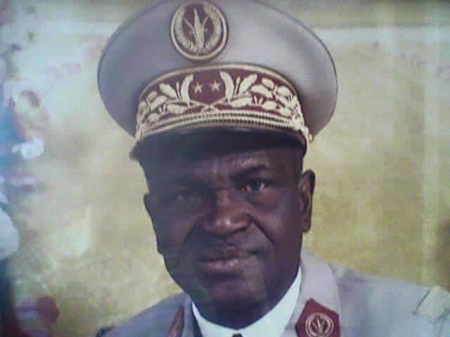 Nécrologie : décès du Général Ngartokété Tatola