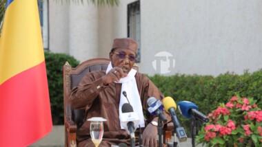 Revendications des fonctionnaires : »Le gouvernement a rempli à 100% les engagements qu'il a pris», Idriss Déby