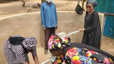 Tchad : la ministre de la Femme offre des forages d'eau potable aux populations de quatre localités du Mandoul