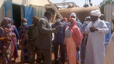 Tchad : une centrale solaire de 2 megawatts sera construite à Doba