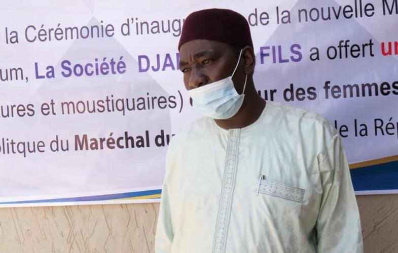 Tchad : la société Djamous et fils fait un don d'équipements à la maison d'arrêt de Klessoum
