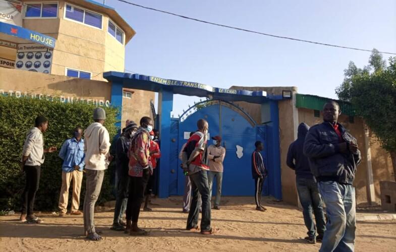 """Tchad : """"la marche du peuple"""" se précise"""
