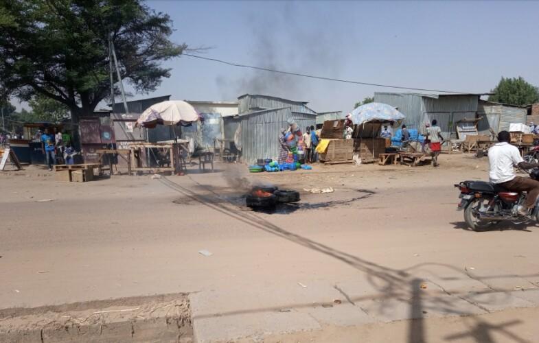 Manifestations : le marché Taradona est perturbé