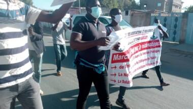 Tchad : la marche du CAMOJET dispersée par la police
